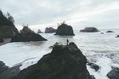 """imbradenolsen: """"Secret Beach, Oregon """""""