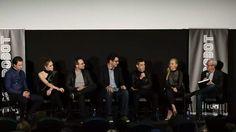 Mr. Robot Cast with Sam Esmail - Tribeca Film Festival