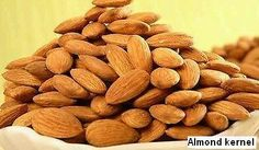 ALMOND KERNELS PREMIUM QUALITY HEALTH DRYFRUIT BADAM WITHOUT SHELL 1 KG ALMONDS