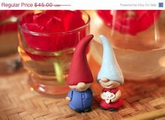 gnomes  these are way cute!