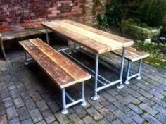 Industrial Style Reclaimed Scaffold Long by ReclaimedBespoke, £675.00