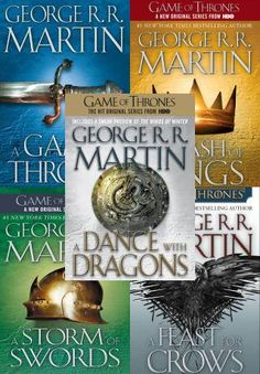 A Song of Ice and Fire by George RR Martin (PDF)