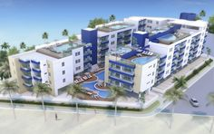 Bessa Imperial, bang on the beach at Bessa, 2 bed apartments available, only 15 units left!