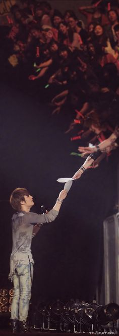 Jaejoong & his fans, whom he loves, genuinely - 2013 Kim Jaejoong's Grand Finale Live Concert and Fanmeeting in Yokohama