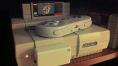 Where Were You 20 Years Ago Wireless-Super-Nintendo-Controller-Mod?