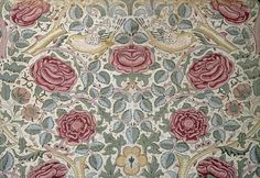 William Morris wallpaper. - Google zoeken