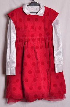 CUDNA sukienka NEXT, bluzeczka GRATIS 6/7lat 39 zł