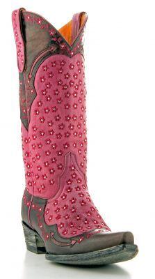 Old Gringo Tabetha Boots