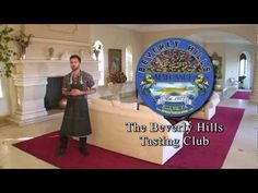 Beverly Hills Caviar Tasting Club Invitational Video With Chef Marcel Vigneron
