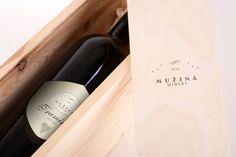 Wine label, label design