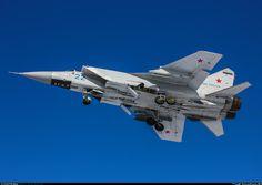 """✈ Russian AF_MiG-31 """"Foxhound"""" 22-BLUE"""