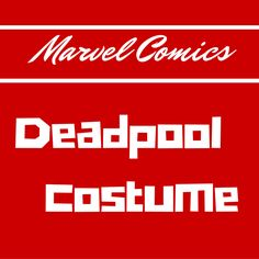 Today we'll be looking at how you can create your own DIY Deadpool costume alongside some options for those in a rush who want premade options. Halloween Home Decor, Halloween House, Halloween Costumes, Deadpool Costume, Neon Signs, Seasons, Diy, Cosplay, Decorations