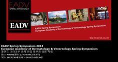 EADV Spring Symposium 2013 European Academy of Dermatology & Venereology Spring Symposium 폴란드 크라코우 춘계 유럽 피부과 성병 학회