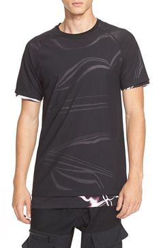 Y-3 Double Layer T-Shirt. #y-3 #cloth #