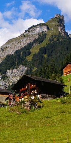 Switzerland Travel Inspiration - Gimmelwald, Switzerland