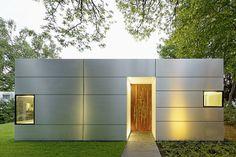 GATERMANN + SCHOSSIG: Haus Neufert - Köln