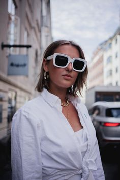 Best Street Style from Copenhagen Fashion Week SS21