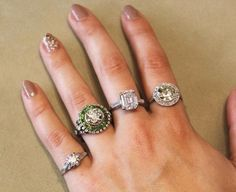 3 Reasons to Buy the Vintage Engagement Ring of Your Dreams
