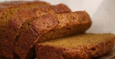 Vegan Pumpkin Bread #pumpkinfriday