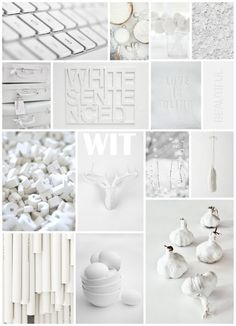 Decorating Your Home in Shades of White Grey Interior Design, Paz Interior, Website Design, Web Design, Design Color, Webdesign Inspiration, White Wallpaper, Photo Wall Collage, Colour Schemes