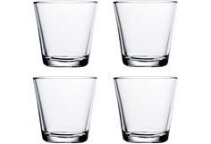 Iittala - Iittala Kartio juomalasi 21 cl, 4 kpl