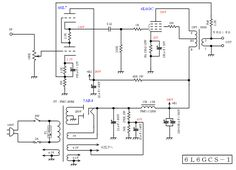 6SL7/6L6 poweramp rec:5AR4