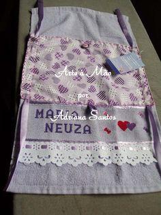 Kit higiene (Bordado Natália Braga)