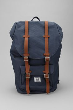 Herschel.. This is the blue one.. Read what I out on the grey one