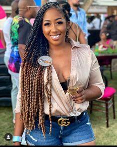 Black Girls Hairstyles, Twist Hairstyles, African Hairstyles, Summer Hairstyles, Black Girl Braids, Girls Braids, Long Natural Hair, Natural Hair Styles, Auburn Hair