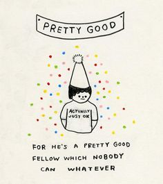 Hiller Goodspeed - For he's a pretty good fellow which nobody can whatever Funny Drawings, Drawing People, People Drawings, Funny People, Drawing Sketches, Cute Art, Art Inspo, Illustration Art, Doodles