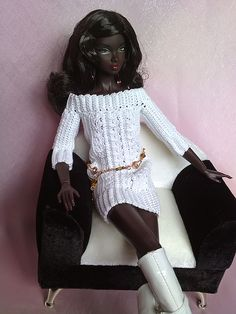 Fashion Royalty Nadja Rhymes by Icequeen_in_love, via Flickr
