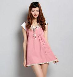 Radiation-free Dress Colour: Light pink/white race