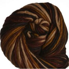 Cascade Magnum Paints Yarn - 9720 Caramel Mix