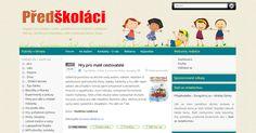 6 a více let Archives - Předškoláci - omalovánky, pracovní listy Kids Education, Kindergarten, Crafts For Kids, Parenting, Teaching, School, Early Education, Kids Arts And Crafts, Childcare