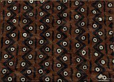 Mudcloth 3 - African Custom Area Rug, Design your own at www.HighCountryRugs.com!