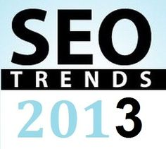 #seoin2013 How to do SEO in 2013