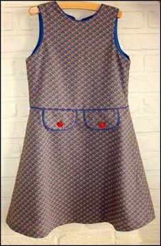 naaien blog @ Yane: Een kleedje...
