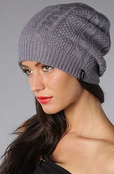 a1e9ac0ad0d RVCA The Forgiveness Beanie in Miner Gray Knit beanie with ribbed hem  By  RVCA