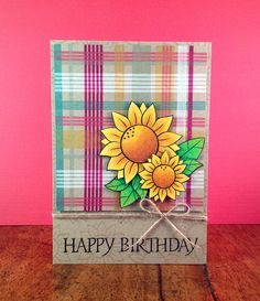 """Card made by stef with Lawn Fawn """"our friedship grows"""""""