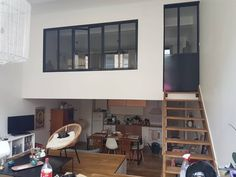 fermer une mezzanine créer chambre - Bing images Down and up ideas