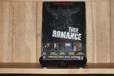 Dutch True Romance DVD steelbook