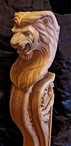 Cool design for pipe carving