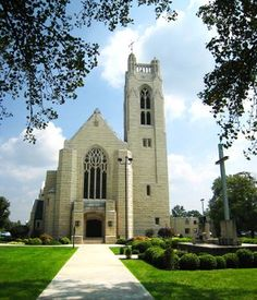 Williams Memorial Chapel ~ College of The Ozarks, Point Lookout, MO