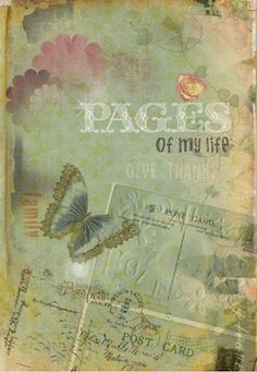 Pages of My Life : Women's Journal $14.99