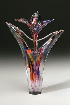 Kaleidoscope of colors, art of glass...