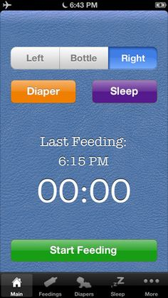 Don't need it yet, but pinning it for when I do- iFree Phone Tracking App for the feeding basics. Helps stay on top of things when you can't remember your name.