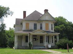 Herman C. Smith House, 214 East Elm Street, Goldsboro, North Carolina