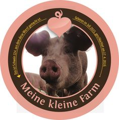 Schwein 224 Movie Posters, Gourmet Meats, Small Farm, Pork, Sticker, Film Poster, Billboard, Film Posters