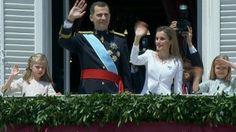 Felipe VI jura como rey defendiendo 'una España unida y diversa'