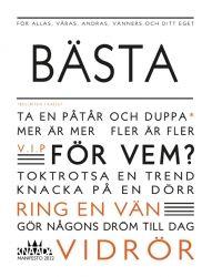 Knaada. Manifesto 2012. PÅ dörren till ett glatt hem
